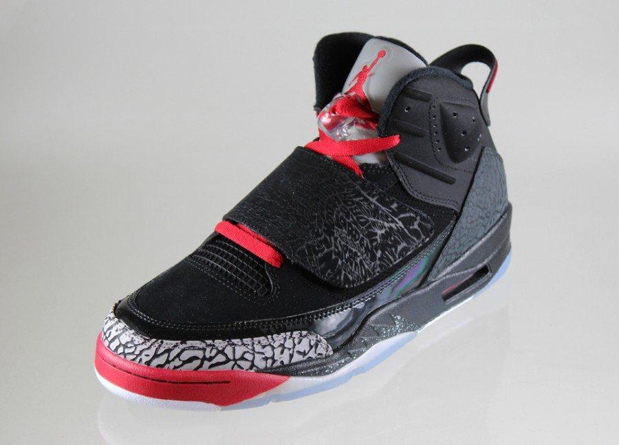 detailed look f9255 ab38e cheap jordan basketball full black leather 6ffd1 51655  top quality je  vsledkom mixu rôznych basket tenisiek jordan iii vi a xx prichádza do  obchodov
