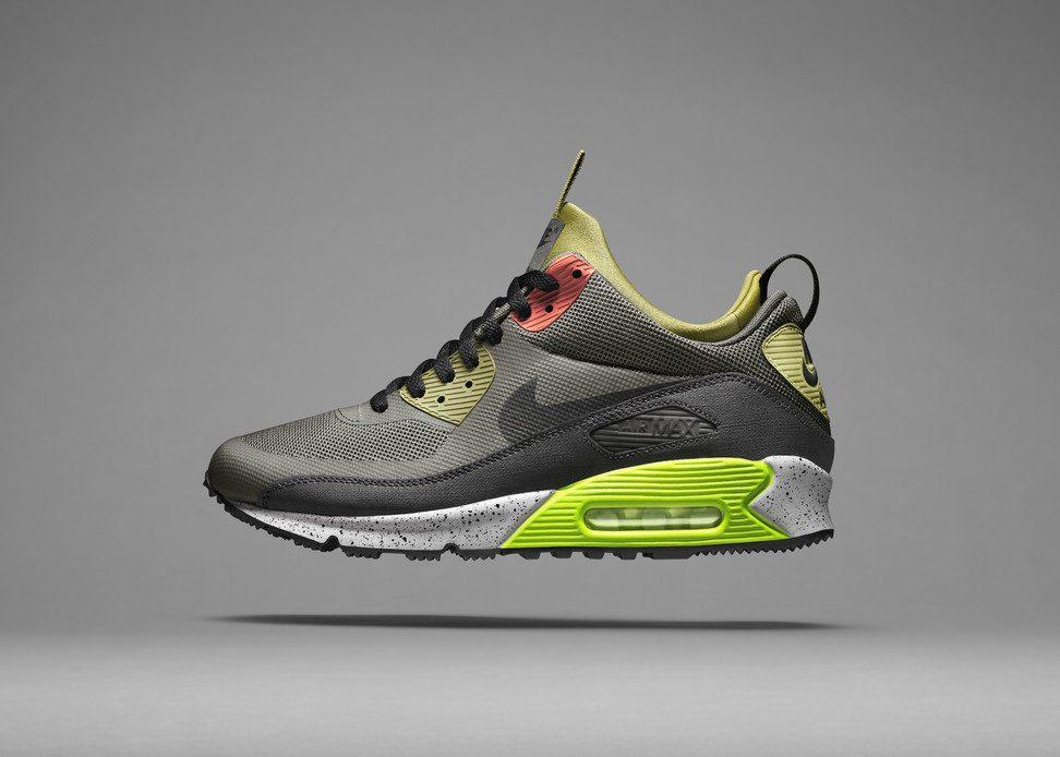 Nike Air Force 1 DuckBoot Nike Air Max 90 SneakerBoot 1e6ac67e7a7
