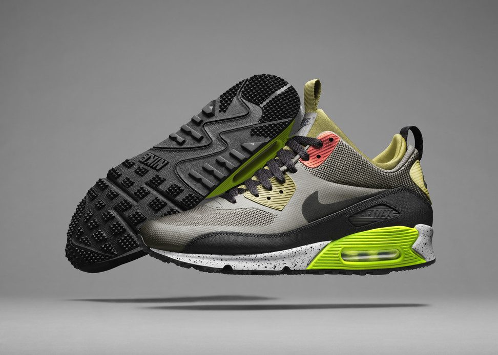 "Nike ""SneakerBoot"" zimná kolekcia  ec7d636f5ae"