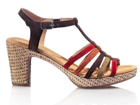 Sandále gabor - jar/leto 2013