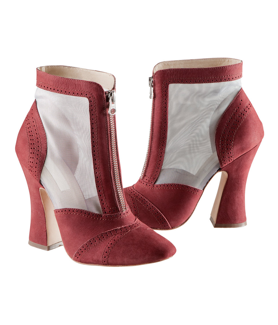 4fdb9329c96f3 Kolekcia dámskej obuvi H&M - zima 2011/2012 | topobuv.sk
