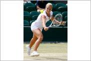 Dominika Cibulková na Wimbledone 2011