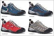Asolo 2011 – letná turistická obuv