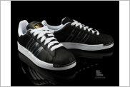 Adidas Originals Superstar II Black/White