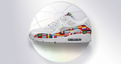 AIR MAX 90 ONE WORLD