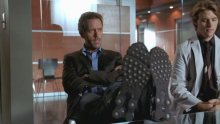 Dr.House 01x09, Nike Shox Ride Plus