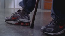 Dr.House 01x18, Nike Shox Ride Plus