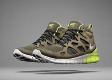 Nike Free Run 2 (Mid) SneakerBoot