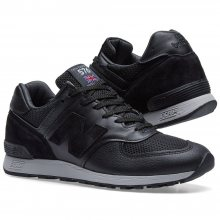 "New Balance 576 Navy & Black ""Made in England"","